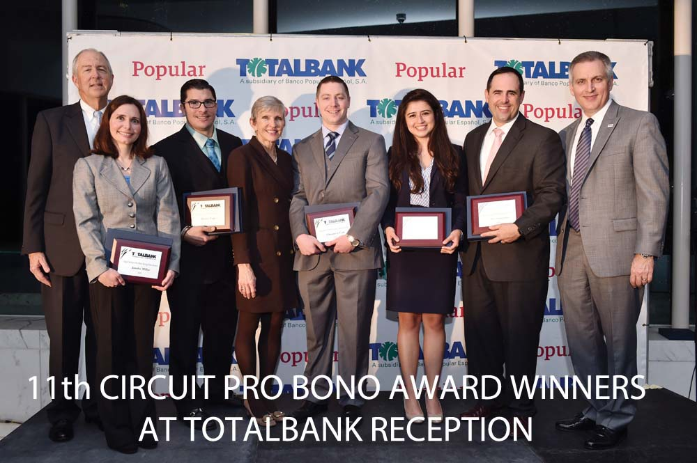 TotalBank Awardees